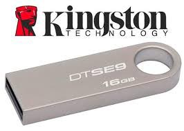 Kingston, DTSE9 USB Flash Drive 16GB (16.00лв) Kingston, DTSE9 USB Flash Driv