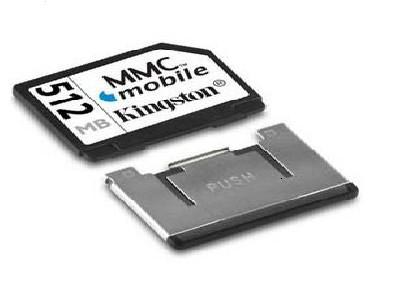 MMC 512mb Mobile-Kingston (15.00лв) Тип: MMC mobile Kingston(1.8V